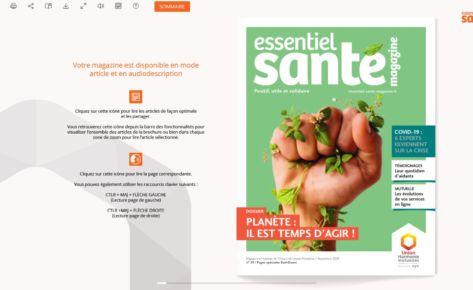 Harmonie Mutuelles Magazine